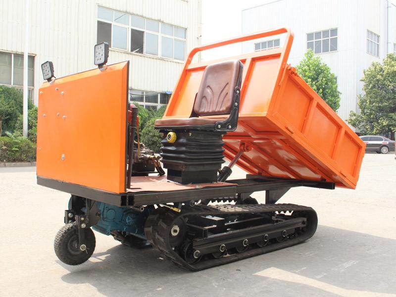 D222-2T座駕式履帶運輸車