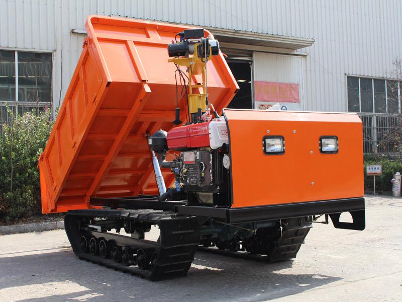 D223-3T座駕式履帶運輸車