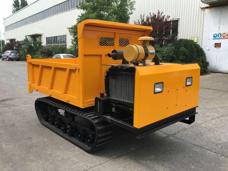 D225-4T座駕式履帶運輸車
