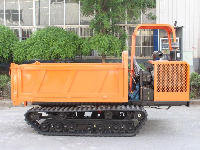 D226-5T座駕式履帶運輸車