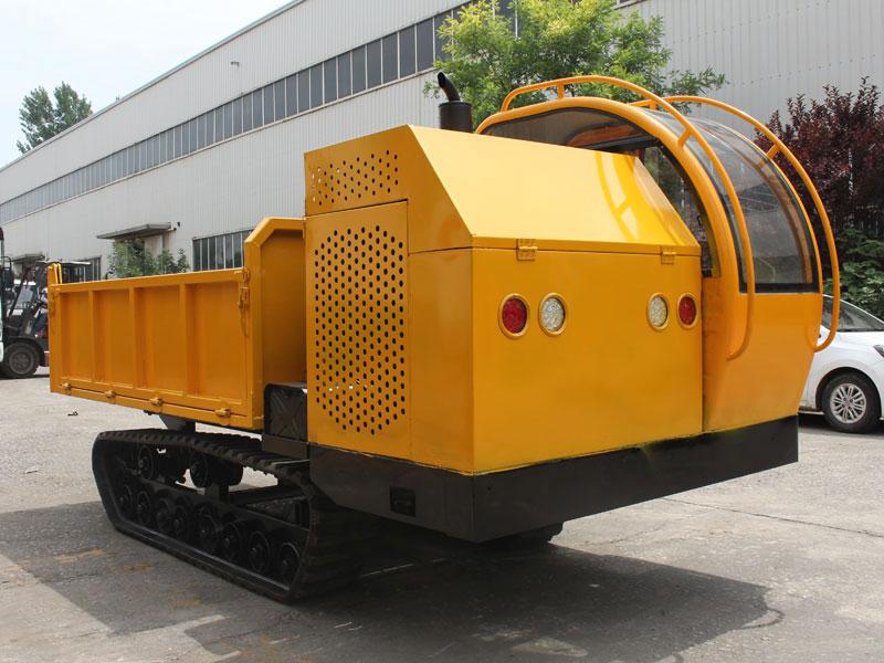 D227-6T座駕式履帶運輸車