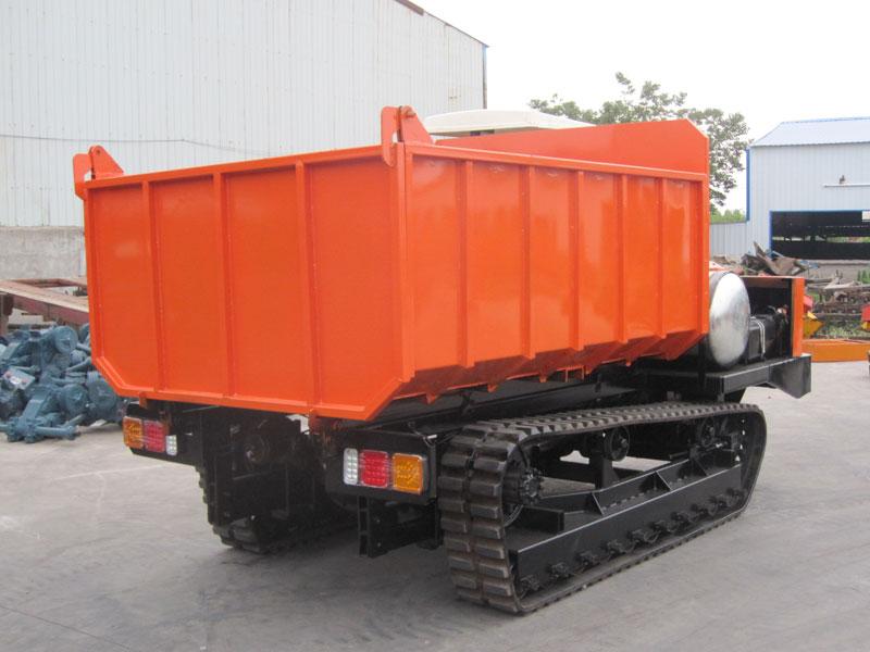 D231-8T座駕式履帶運輸車