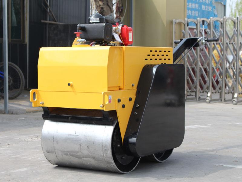 手扶式雙鋼輪壓路機